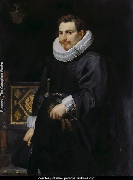 Portrait of Jan Vermoelen 1616