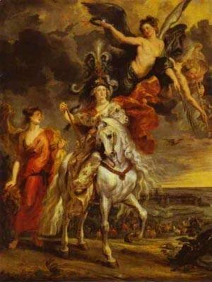 Rubens - The Capture Of Juliers 1621-1625