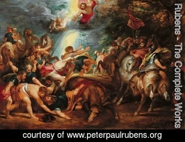 The Conversion of St Paul 1601 1602