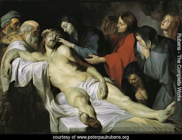 The Lamentation c 1613 1614