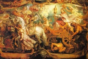 Rubens - The Triumph Of The Church