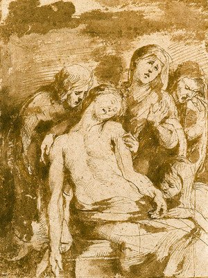Rubens - The Lamentation