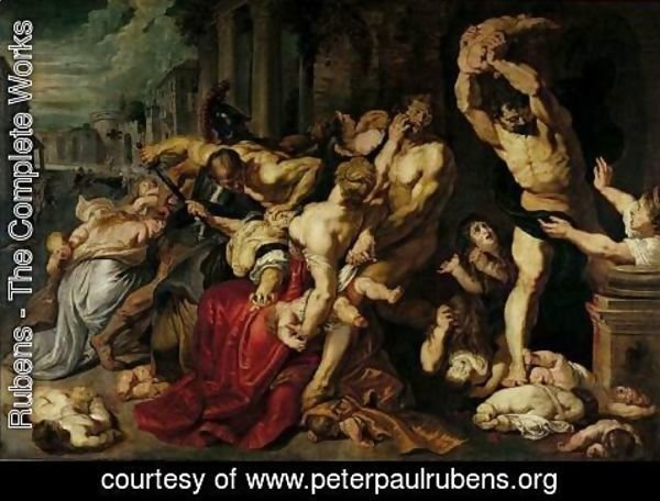 Rubens - The Massacre Of The Innocents