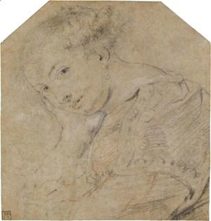 Study Of A Young Woman (Helene Fourment)
