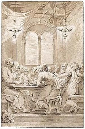 Rubens - The Last Supper 3