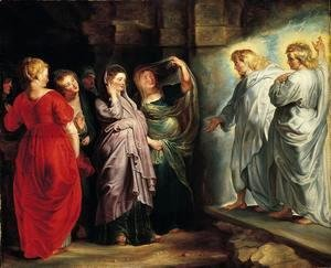 Rubens - The Holy Women at the Sepulchre