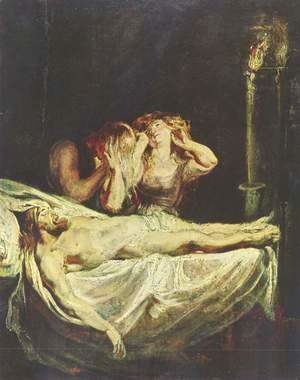 Rubens - Lamentation of Christ