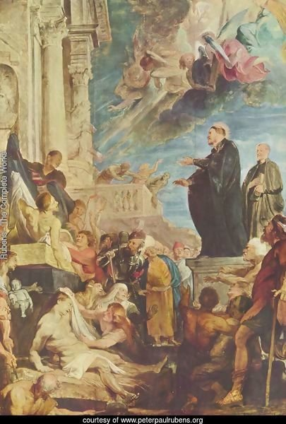 The Miracle of St. Francis Xavier