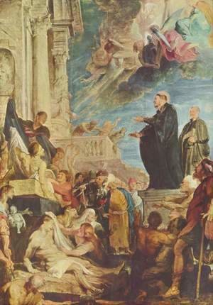 Rubens - The Miracle of St. Francis Xavier