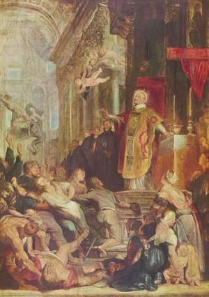 Rubens - The Miracle of St. Ignatius of Loyola