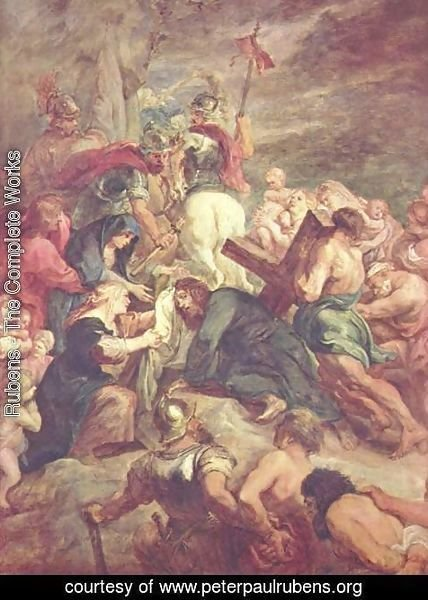 Rubens - The Cross of Christ