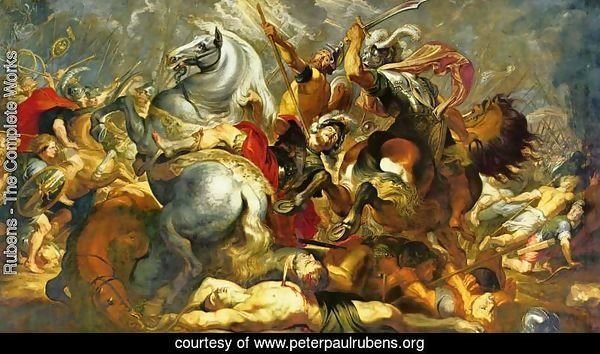 Victory and death of the consul Decius Mus at the battle