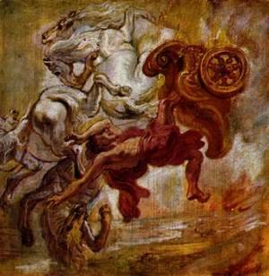 Rubens - The fall of Phaeton