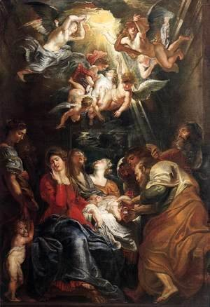 Rubens - The Circumcision