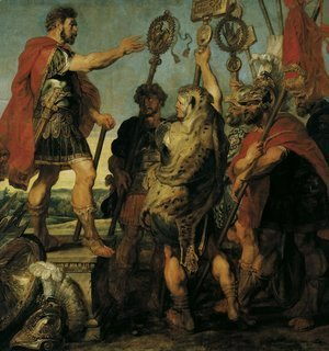 Rubens - Decius Mus Relating his Dream