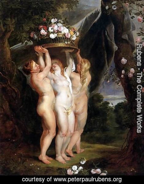 Rubens - The Three Graces 2