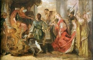 Rubens - Generosity of Scipio