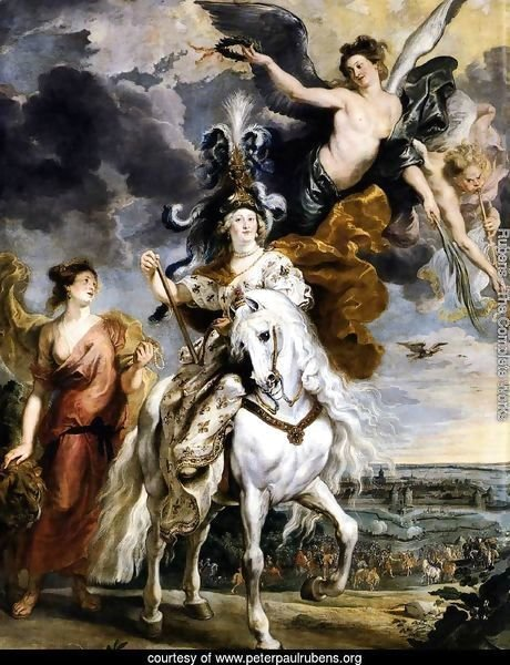 The Triumph of Juliers, 1st September 1610