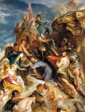 Rubens - Carrying the Cross