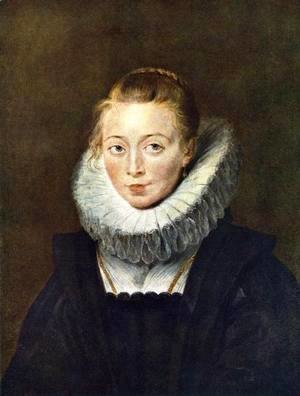 Rubens - Infanta Isabella, the ruler of the Netherlands