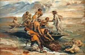 Rubens - Miraculous Fishing