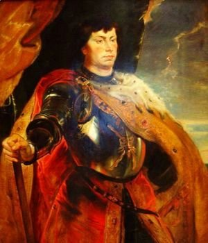Rubens - Charles the Bold, duke of Burgundy