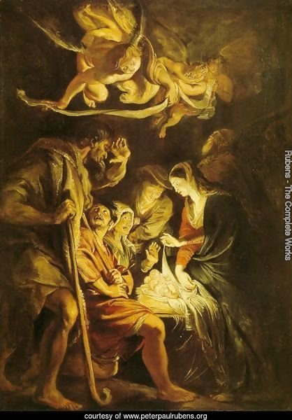 Adoration of the Shepherds 5
