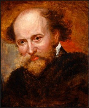 Rubens - Self-Portrait 4