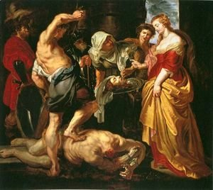 Rubens - Beheading of St. John the Baptist