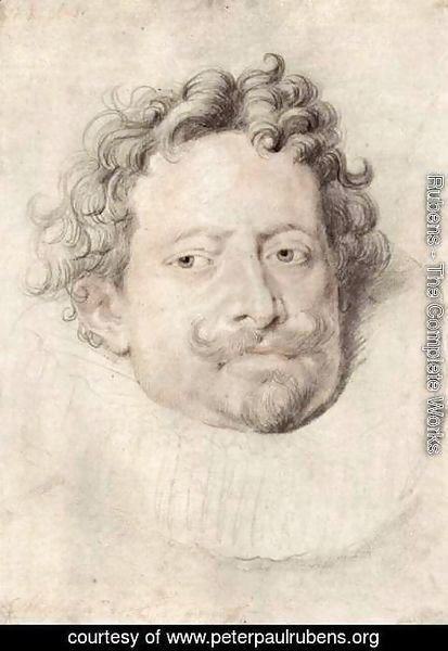 Rubens - Portrait of Don Diego Messina