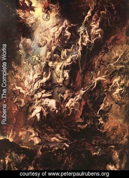 Rubens - Fall Of The Rebel Angels
