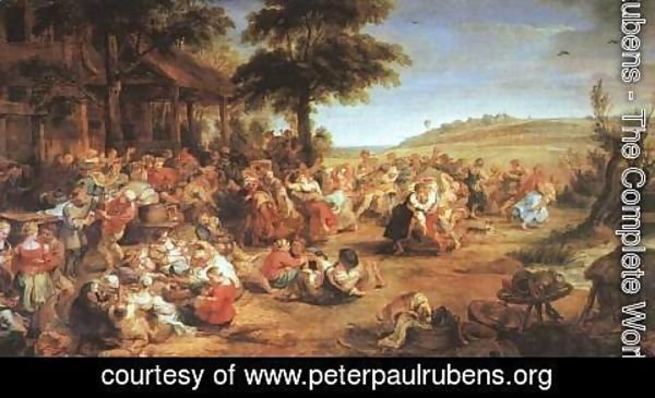 Rubens - The Village Fete