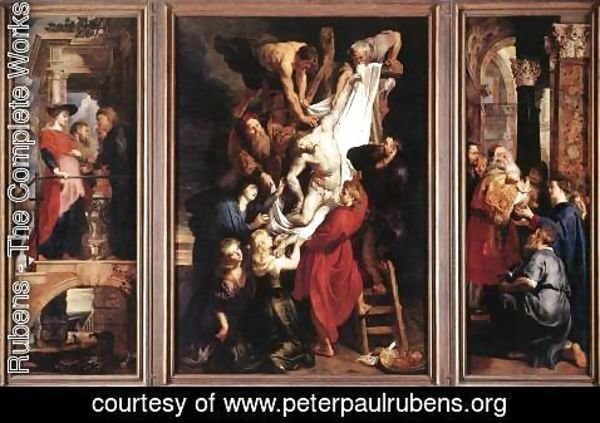 Rubens - Descent From The Cross
