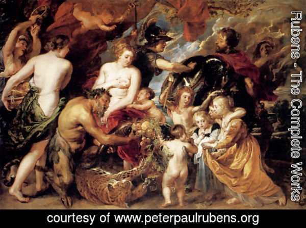 Rubens - Peace And War