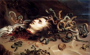 Rubens - Head Of Medusa