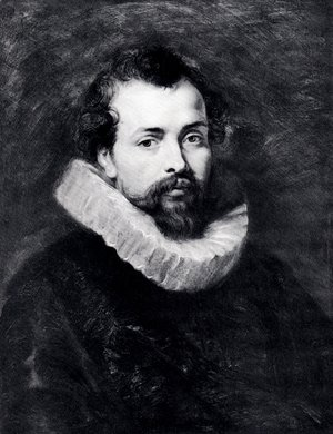 Rubens - Portrait Of Philip Rubens
