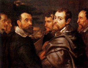 Rubens - The Mantuan Circle Of Friends