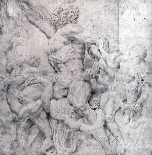 Rubens - Laocoon And His Sons